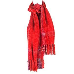 SCARF BY COLLECTION EIGHTEEN SPACE DYE CHENILLE